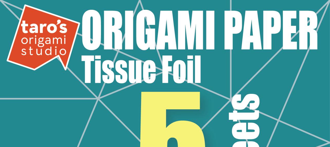 Taro's Origami Paper