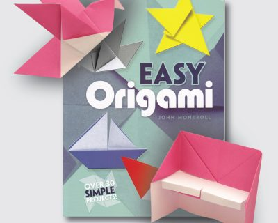 "Taro's ""Easy Origami"" Certification Course"