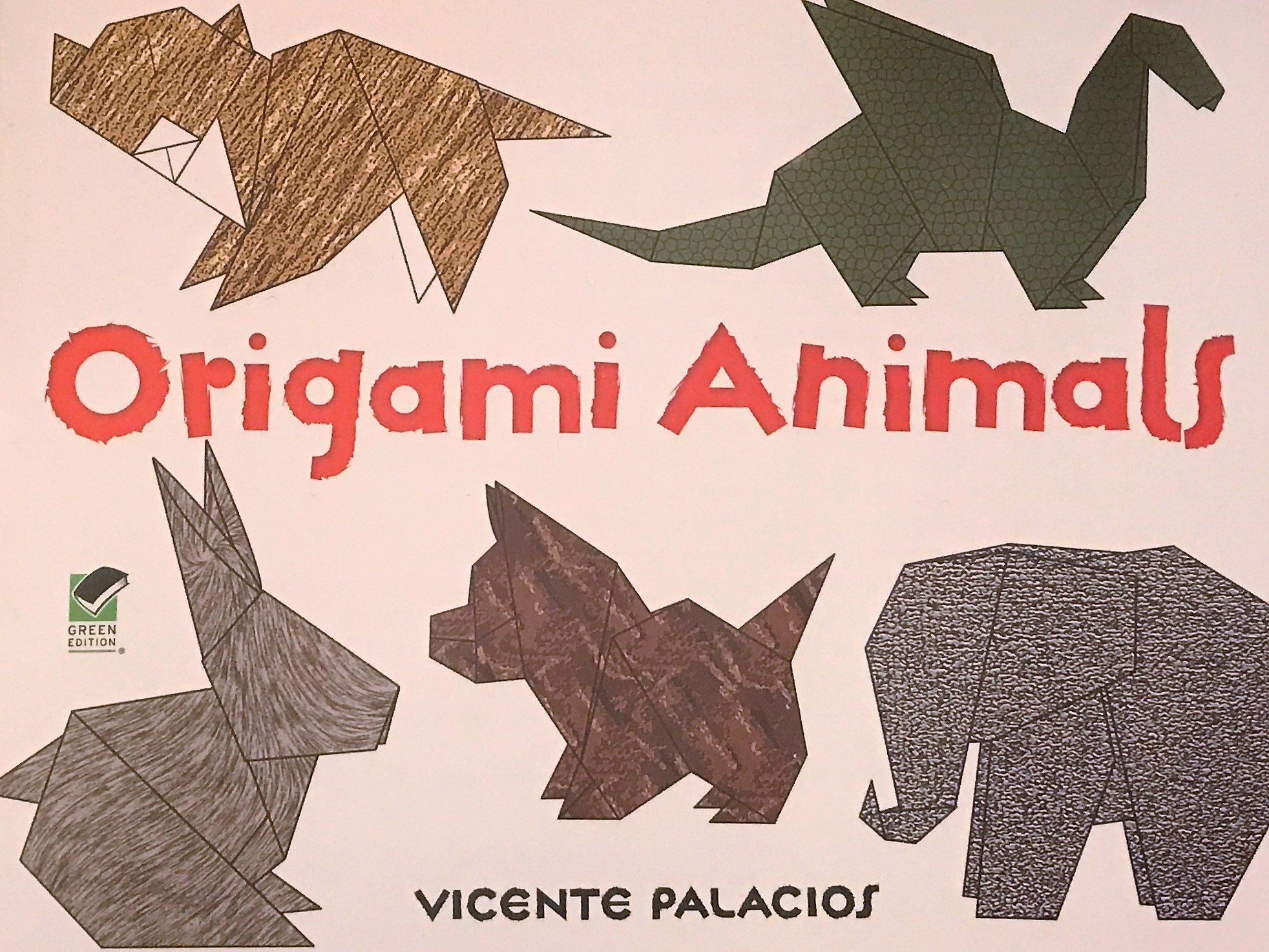 Taros Intermediate Origami Animal Certification Course Taros