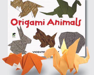 """Taro's Intermediate """"Origami Animal """" Self Learning Course"""