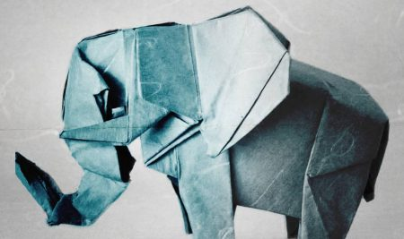 Workshop at Rikumo Philadelphia: Origami Wet-Folding with Taro Yaguchi
