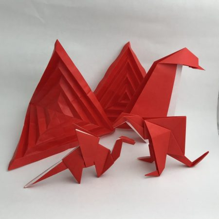 Learn Origami – Course #6 – Red Belt