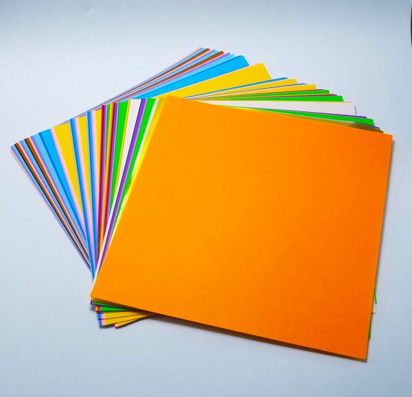 Taro's Origami Paper 100 Sheets 6 inch