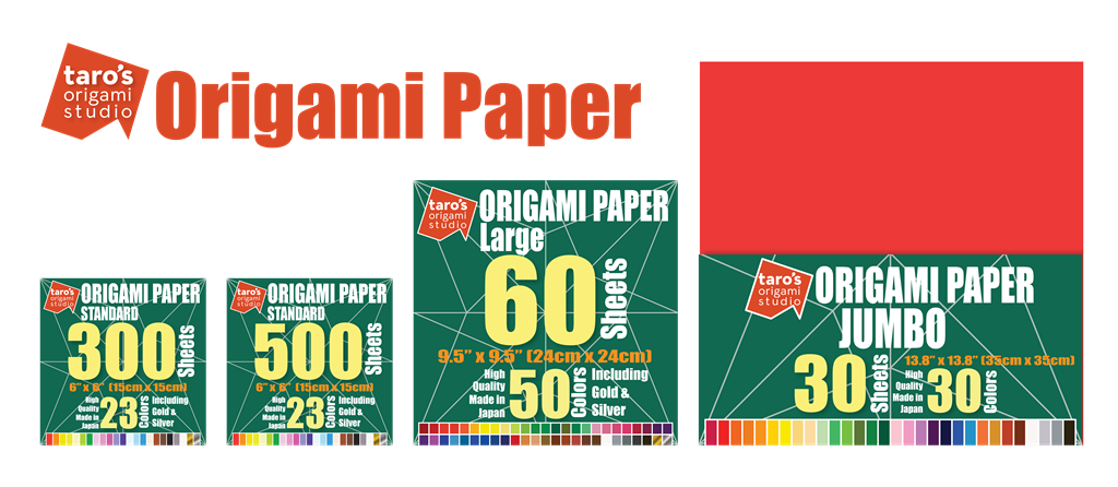 Lakeer Multicolor Origami Paper : Pack of 100 Sheets : Size 21 x ... | 446x1024