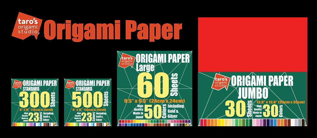 Art Origami - Klimt - Crane - Fridolin-shop | 446x1024