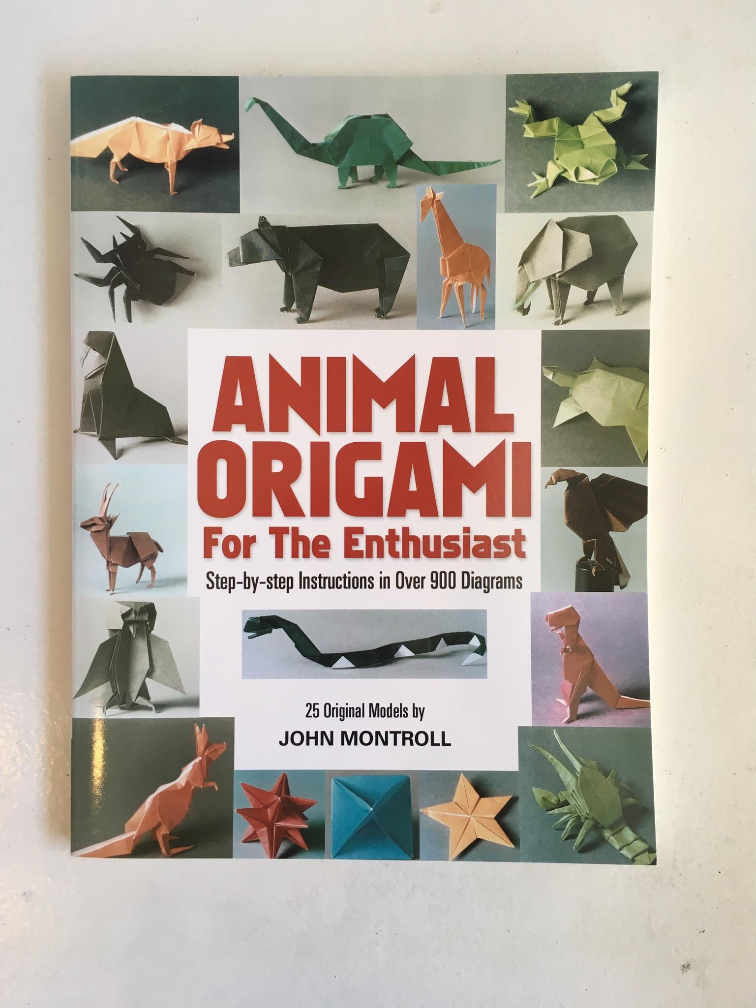 Animal    Origami       for the Enthusiast     Taro s    Origami    Studio