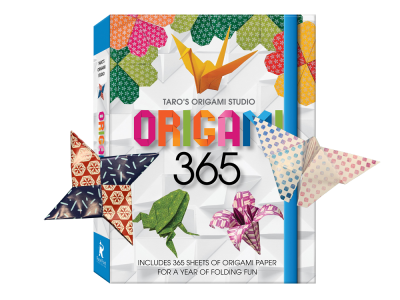 """Origami 365"" Book (FREE If you have bought the book!)"
