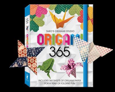 "Taro's ""Origami 365"" Self-Learning Course"